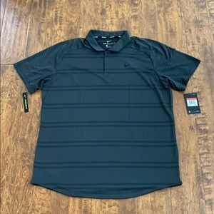Nike Men's Tiger Woods Cooling Zone Polo Size L